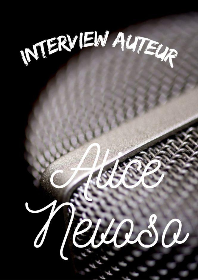 Interview Alice Nevoso